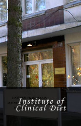 Institute of Clinical Diet